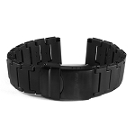 Isobrite IPU100 Black Polyurethane Band (22mm)