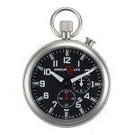 ArmourLite Alarm Clock Pocket Watch ALPW02