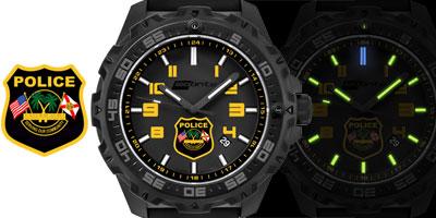 Custom Tritium Illuminated Watches