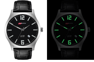 Isobrite T100 Slim Business Casual Watches