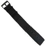 Isobrite INB100-BLK Black Nylon Band (22mm)