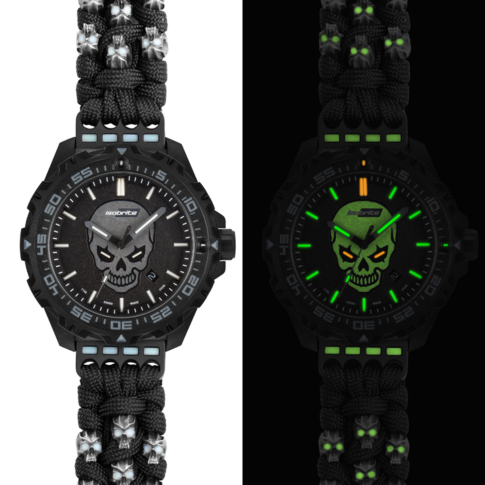 Isobrite Enforcer II Limited Edition Watch ISO3007-TRILOTAC