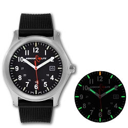 ArmourLite Field Series AL131 Swiss Made Tritium Illuminated Watch with Shatterproof Armourglass
