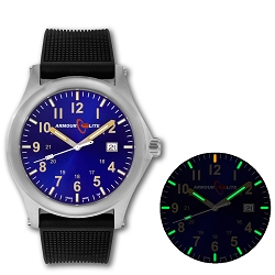 ArmourLite Field Series AL133 Swiss Made Tritium Illuminated Watch with Shatterproof Armourglass