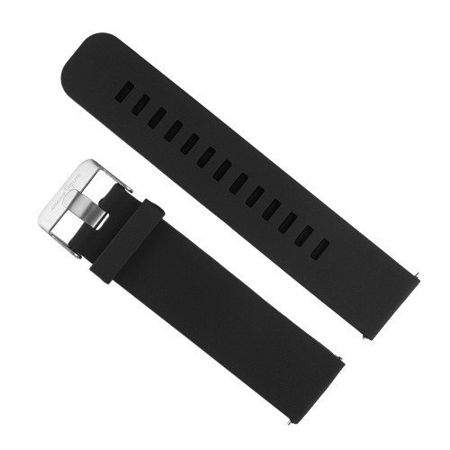 ArmourLite AL1500QR Black Silicone Band (22mm)