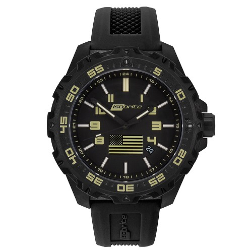 Isobrite ISO3001-NSF Limited Edition T100 Tritium Illuminated Watch Kit Benefiting the Navy SEAL Foundation