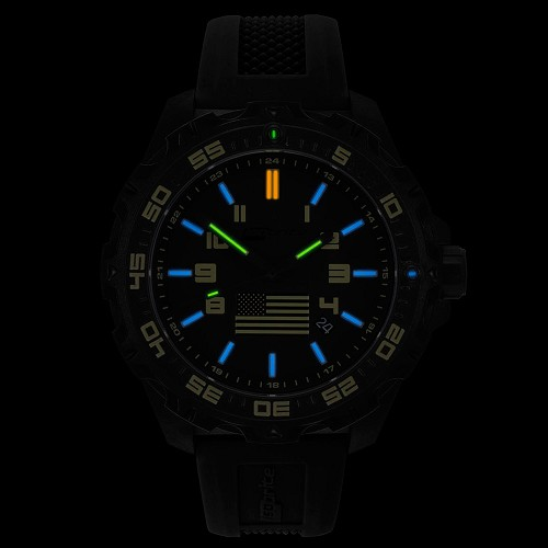 Isobrite U.S. Armed Forces Limited Edition Watch ISO3001